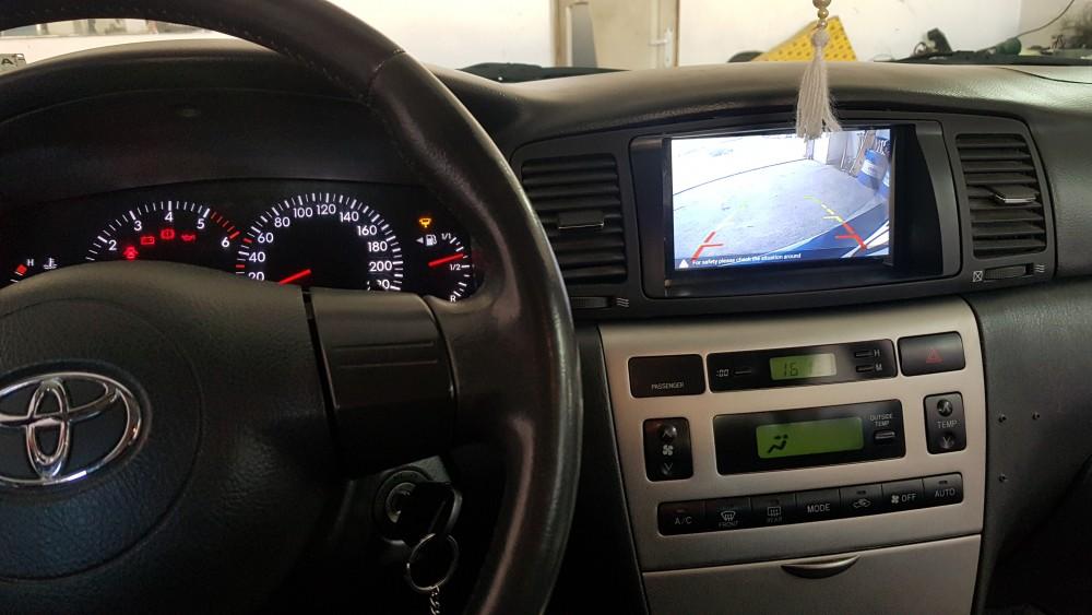 Sistem Multimedia cu Navigatie