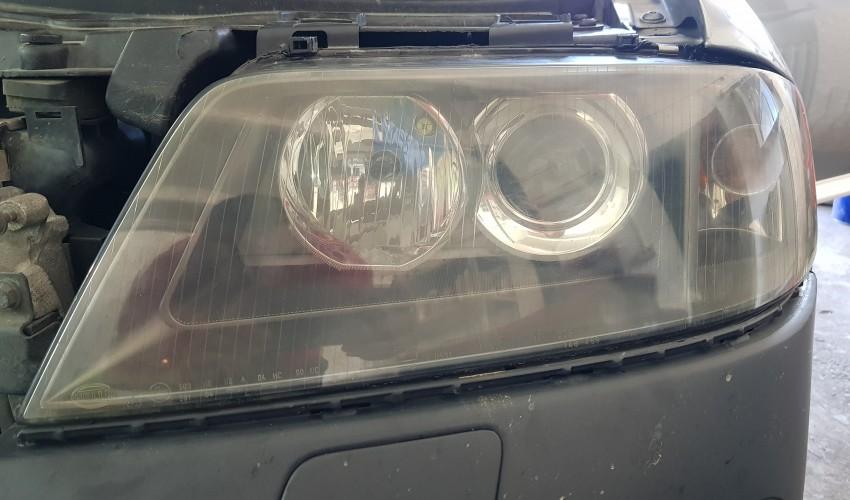 Reconditionare faruri Audi A6 4E allroad