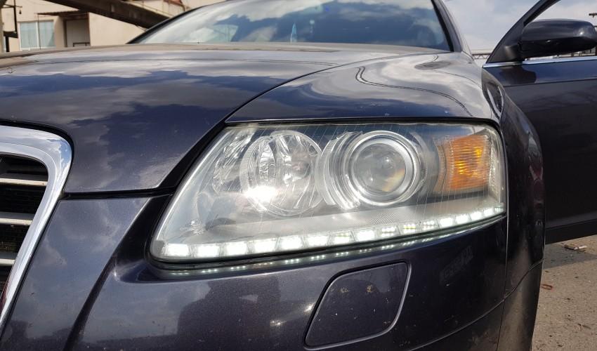Reconditionare faruri Audi A6 4F