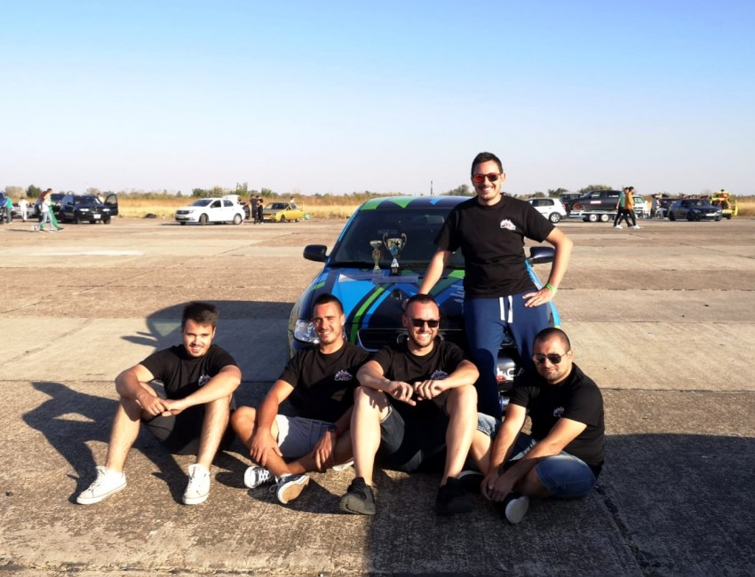 2019 - Etapa a 4a DragRacing - Ianca