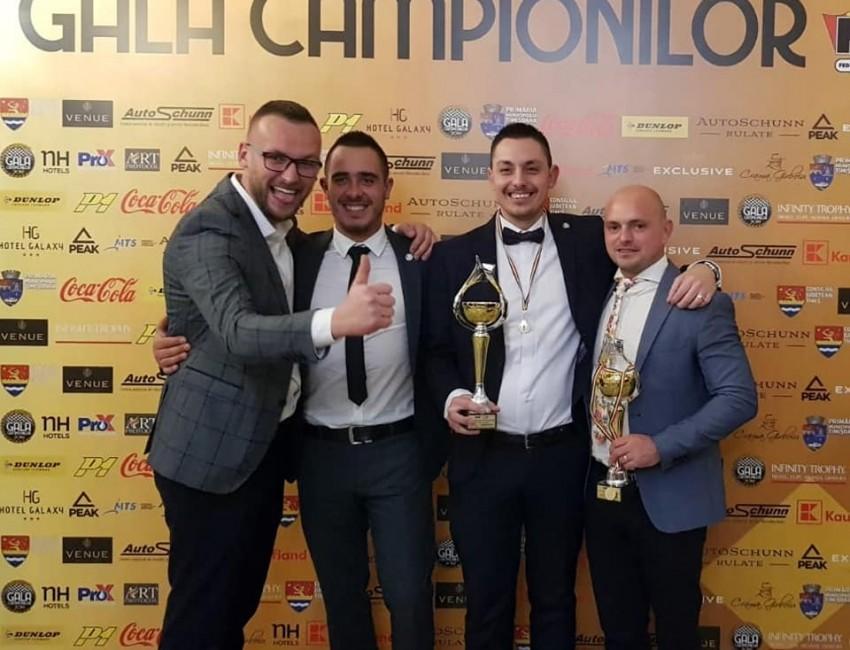 2019 - Gala Campionilor FRAS