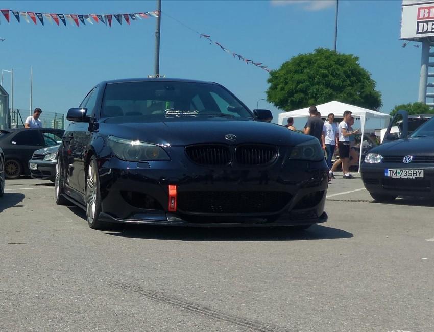 BMW E60 520d - 280cp