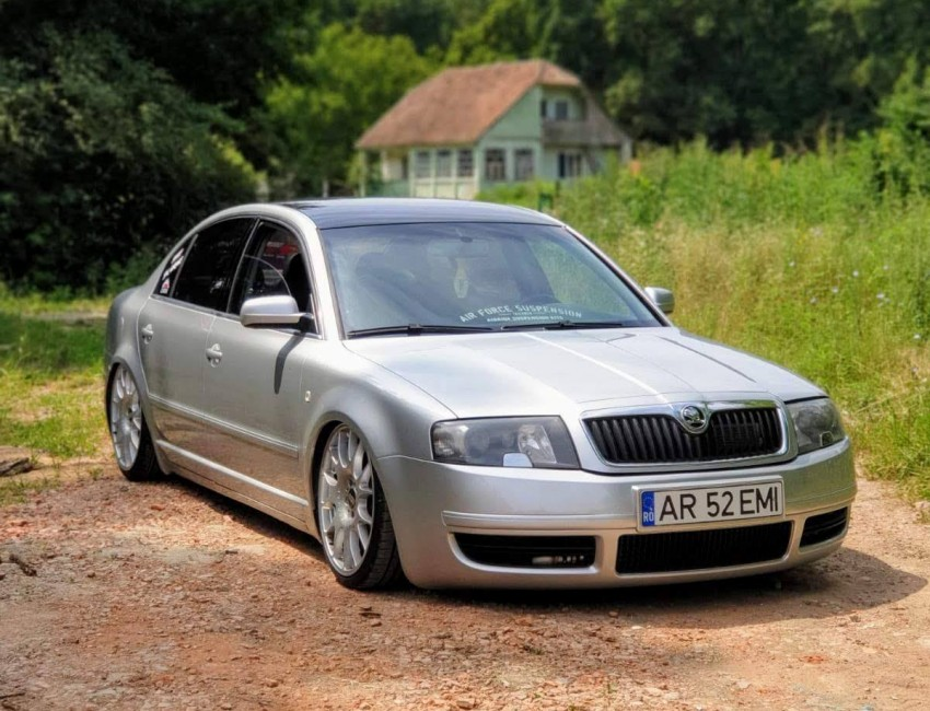 Skoda Superb - 1.9TDI - 302cp