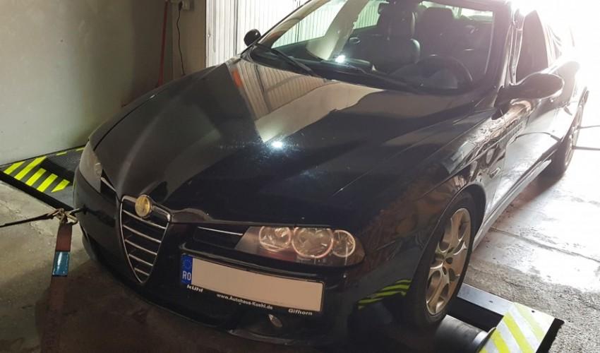 Alfa 156 - 2.4JTD