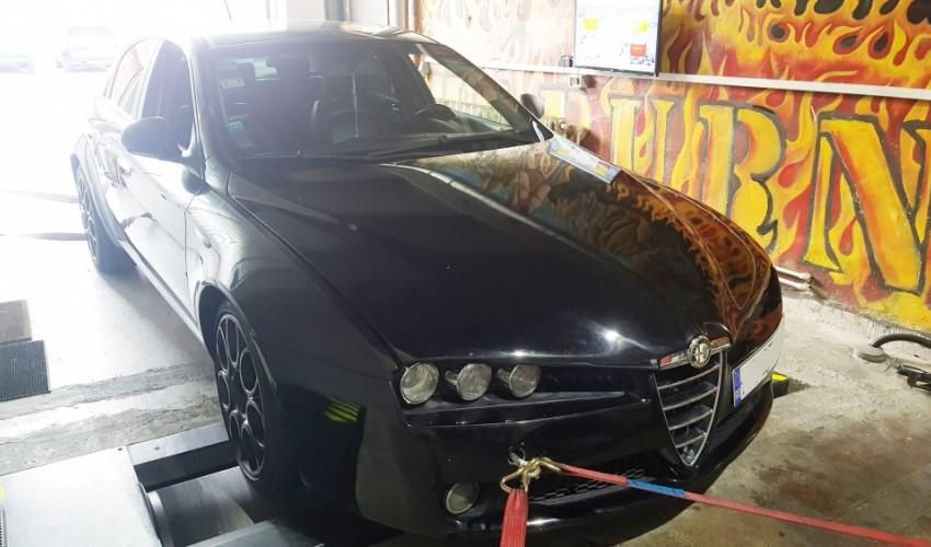 Alfa 159 - 2.4JTD