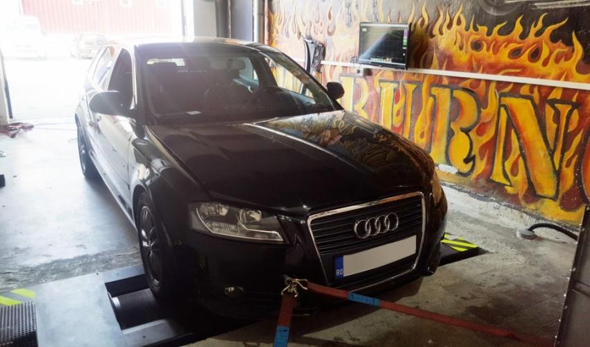 Audi A3 8P 1.8TFSI