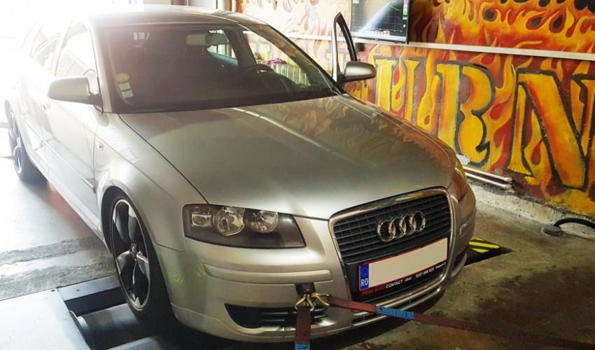 Audi A3 8P 2.0TDI