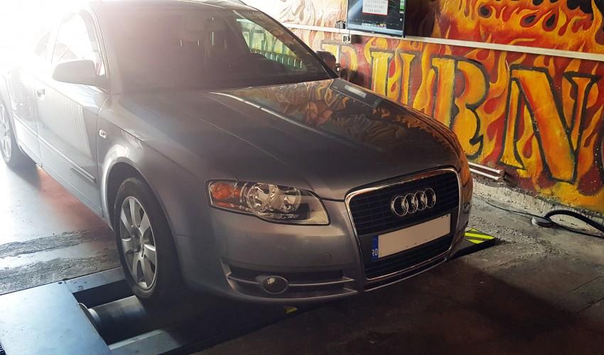 Audi A4 B7 - 1.9TDI