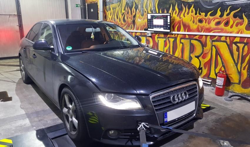 Audi A4 B8 - 2.0TDI 136cp