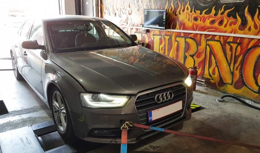 Audi A4 B8 - 2.0TDI