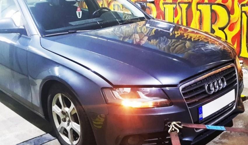 Audi A4 B8 - 2.0TFSI