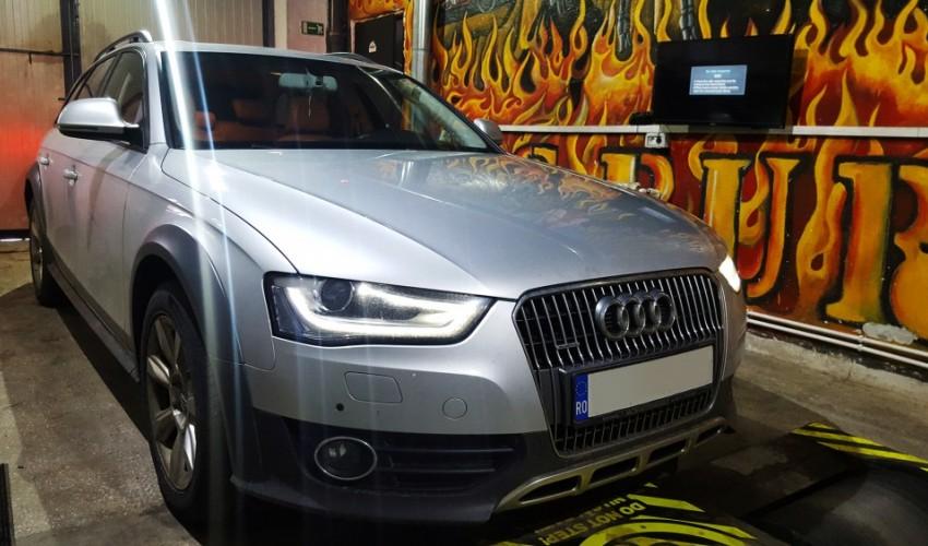 Audi A4 B8 - Allroad
