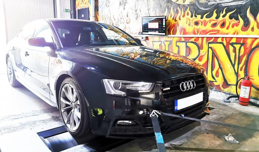 Audi A5 - 2.0TDI
