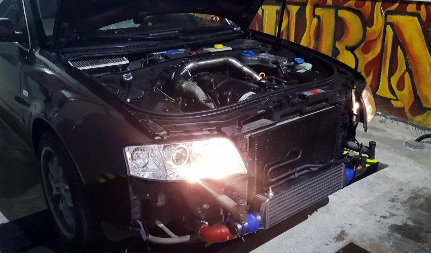 Audi A6 4B - 1.9TDI