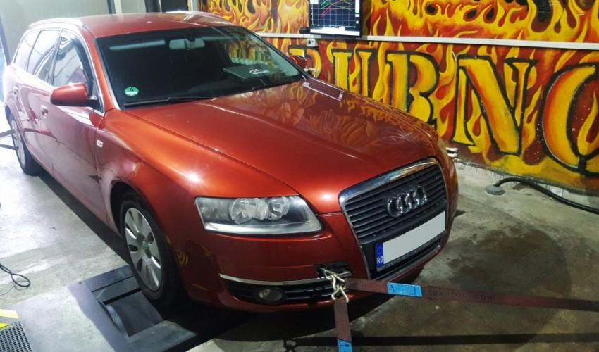 Audi A6 4F - 2.0TDI