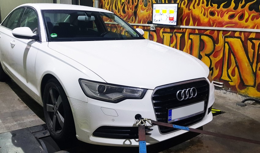 Audi A6 4G - 2.0TDI