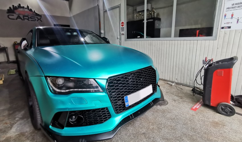 Audi A7 - 3.0 TFSI