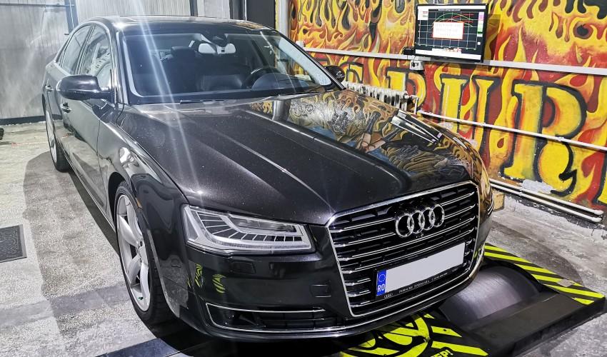 Audi A8 D4 3.0TDI