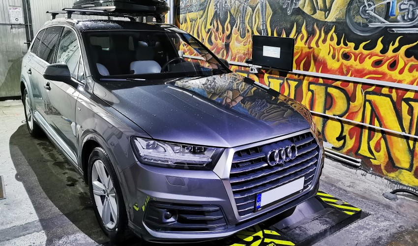 Audi Q7 - 3.0TDI - 2017