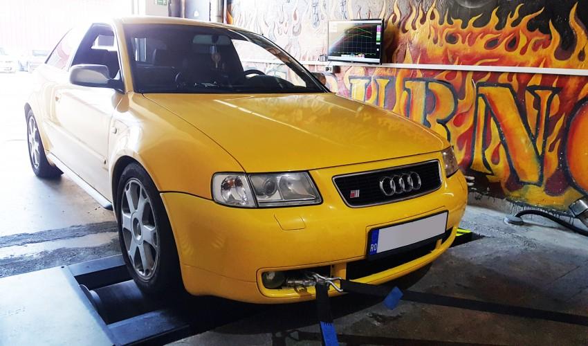 Audi S3 - 1.8T