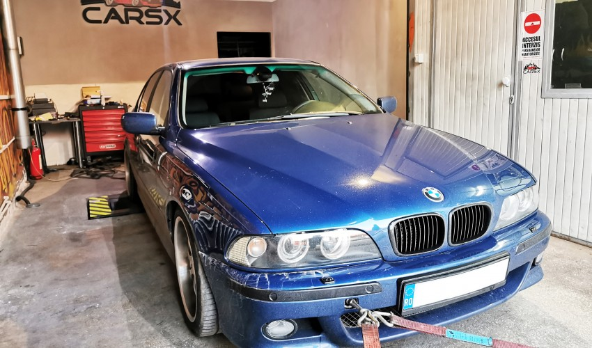 BMW E39 - 525d