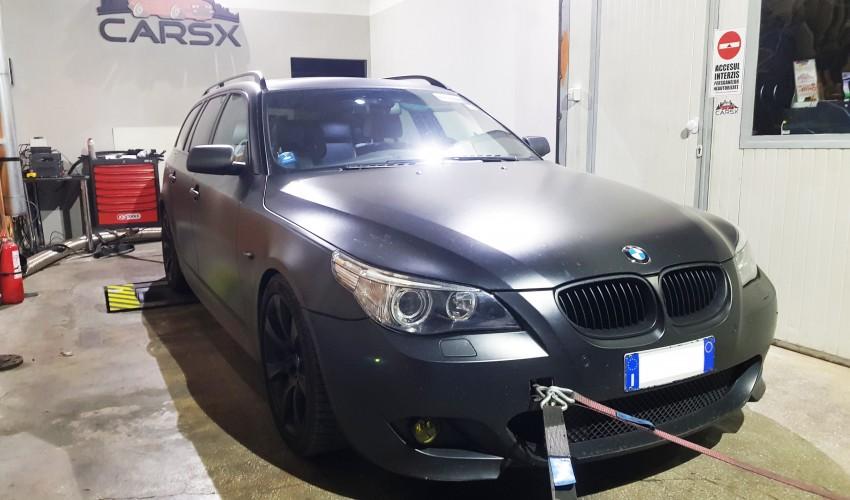 BMW E60 - 535d