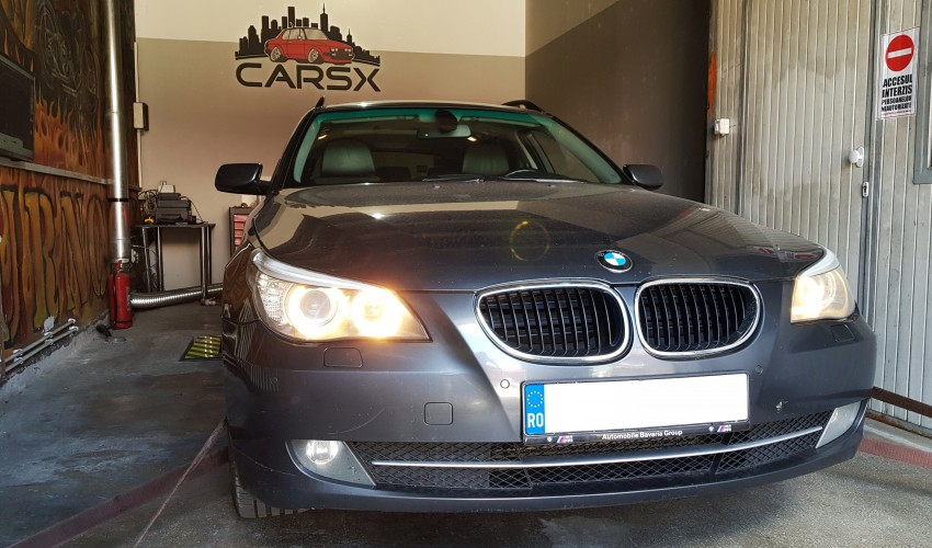 BMW E61 - 520d