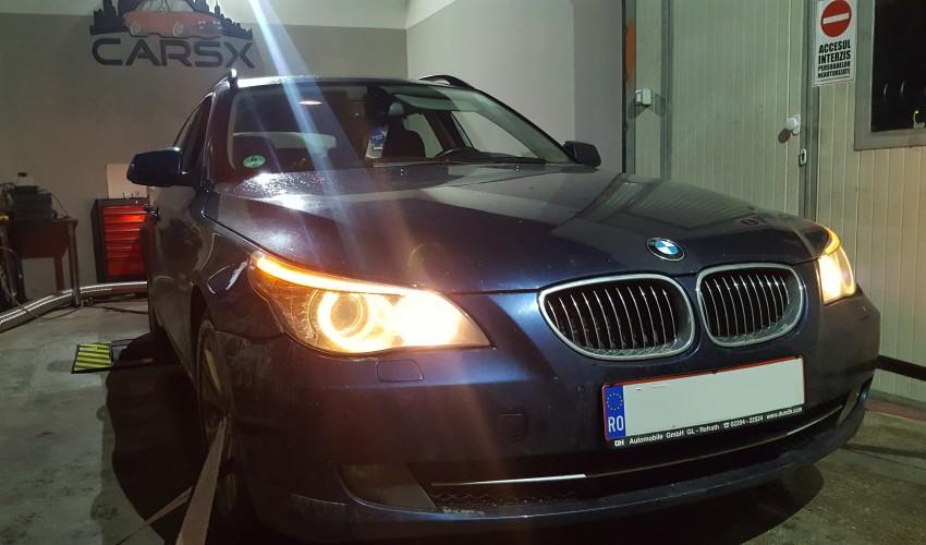 BMW E61 - 525d