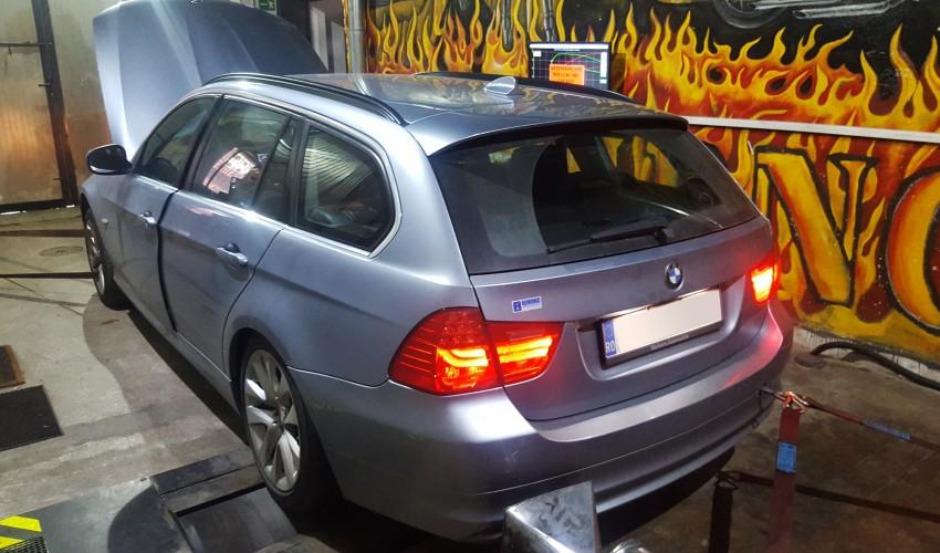 BMW E91 - 316d