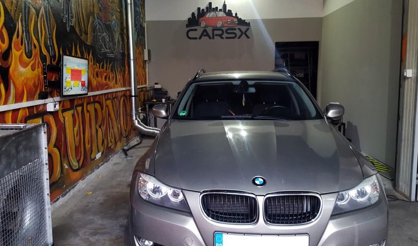 BMW E91 - 318d
