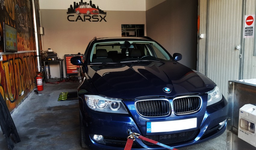 BMW e91 - 320d