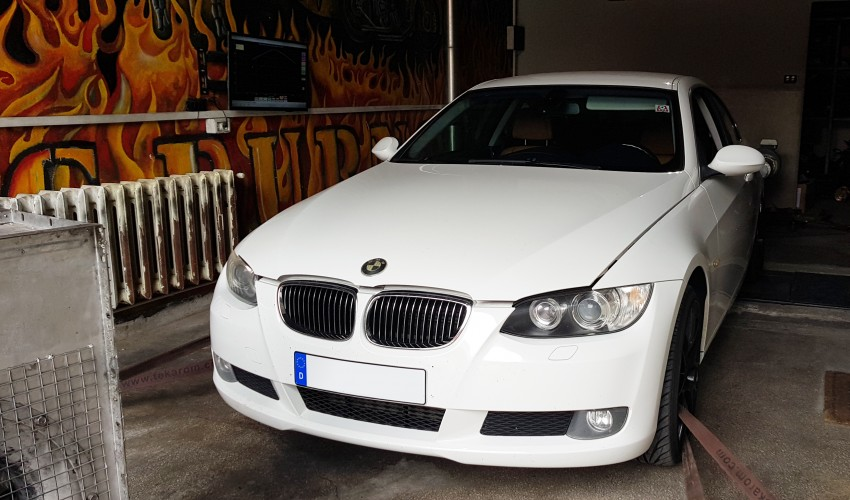 BMW E92 - 330d