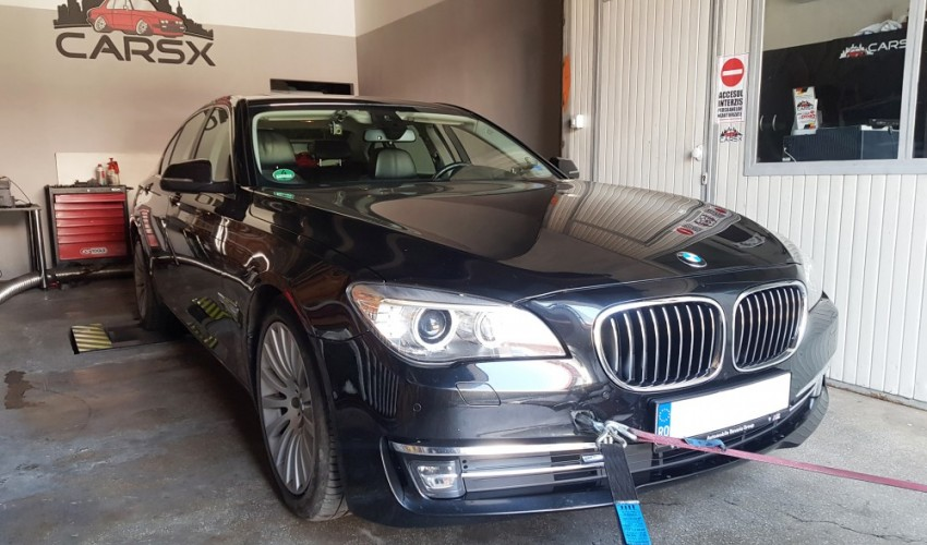 BMW F01 - 730xd