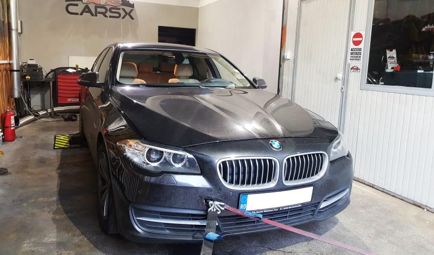 BMW F10 - 518d