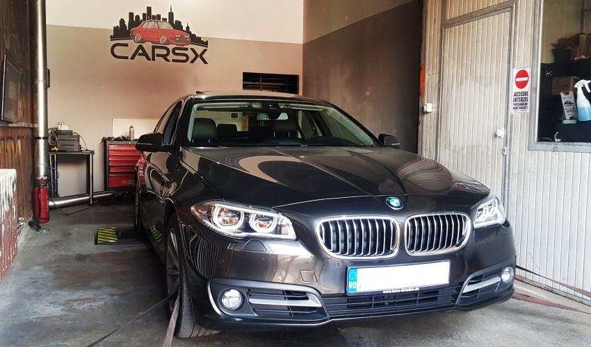 BMW F10 - 525d