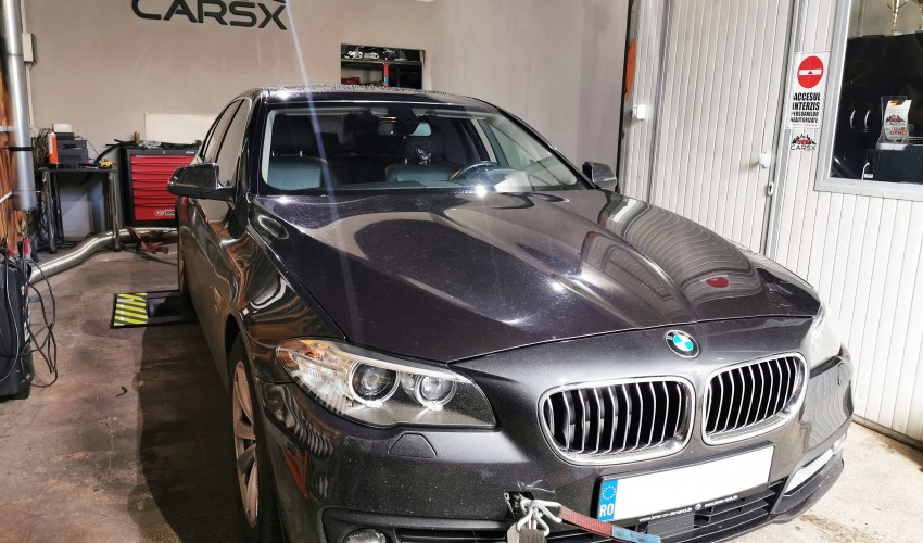 BMW F10 - 528i