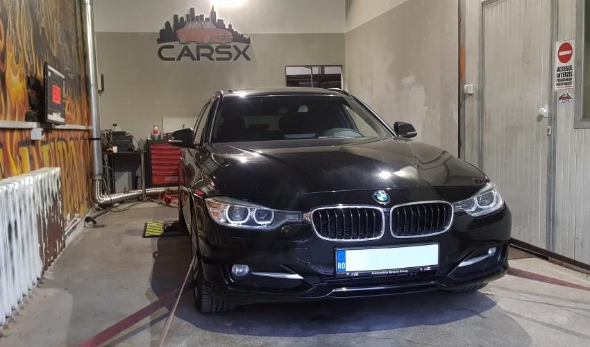BMW F30 - 318d