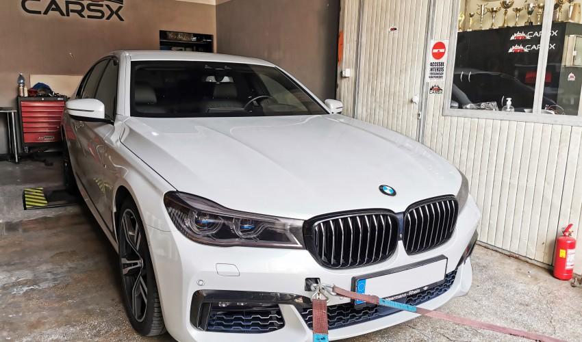 BMW G11 750M xd