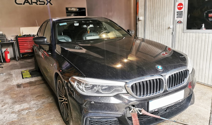 BMW G30 - 540xi
