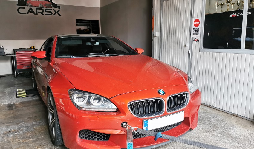 BMW M6 - 2016