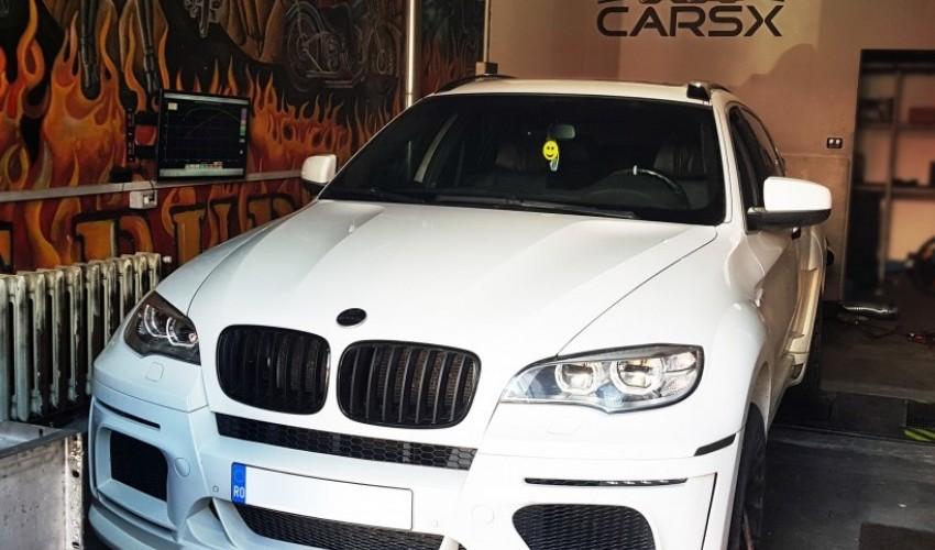 BMW X6 4.0d - Hamann