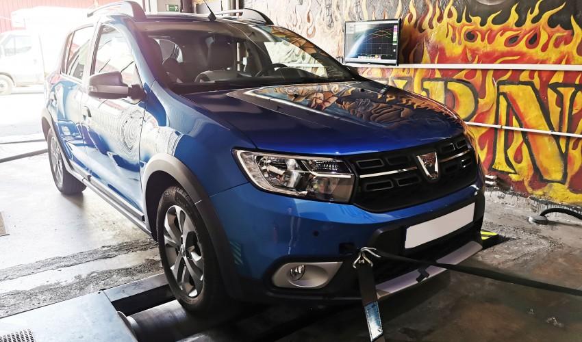 Dacia Sandero Stepway 0.9TCE