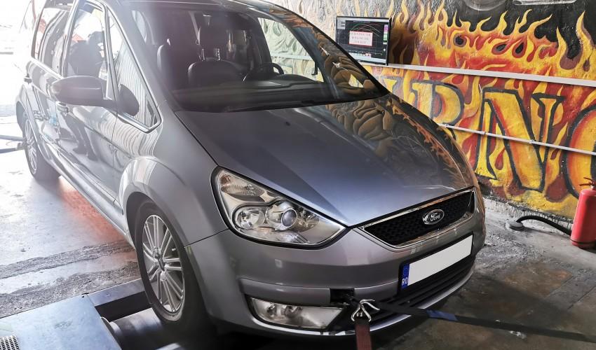 Ford Galaxy 2.0TDCI - 140cp
