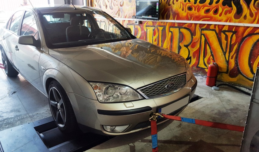 Ford Mondeo - 2.0tdci