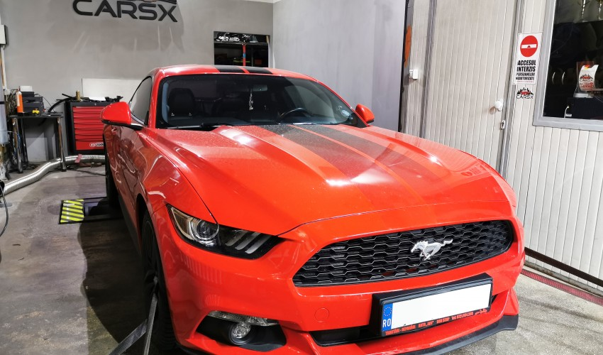 Ford Mustang - 2.3T