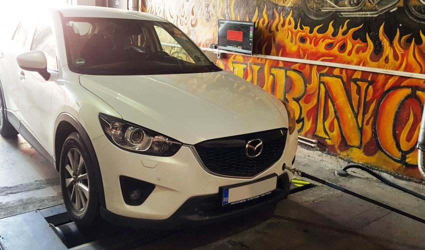 Mazda CX5 - 2.2 SkyActive