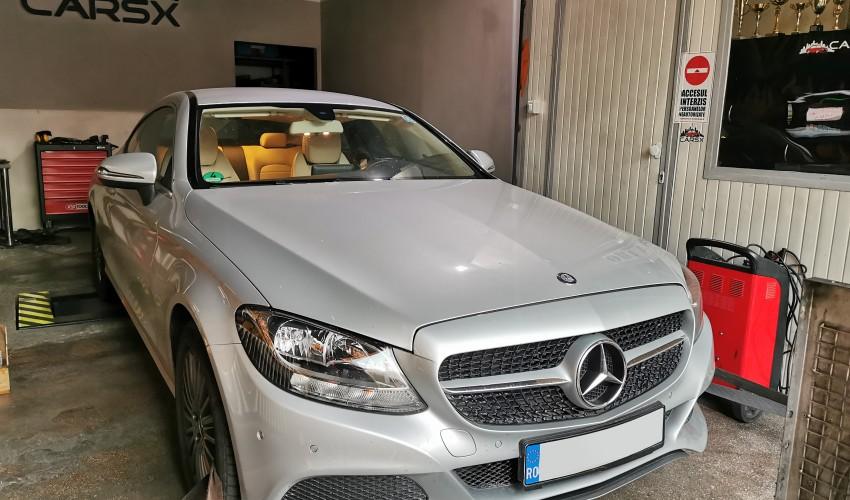 Mercedes W205 - C200