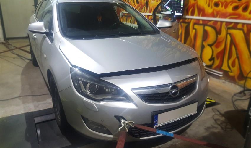 Opel Astra J - 2.0CDTI