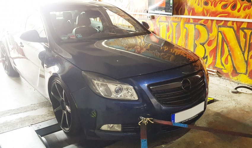 Opel Insignia - 2.0cdti