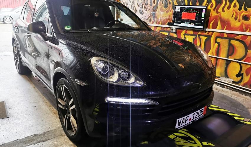 Porsche Cayenne 3.0TDI 2017